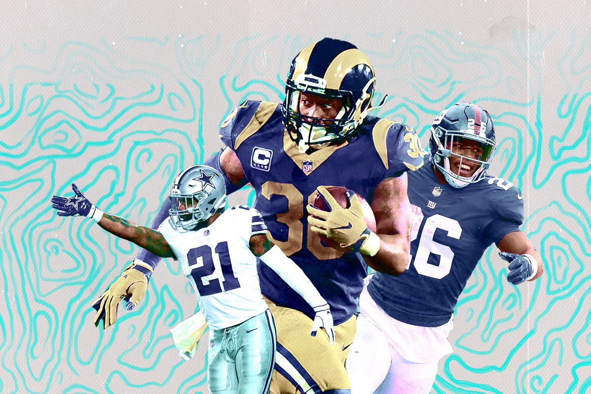 NFL running backs are headed for a Pro Football Hall of Fame