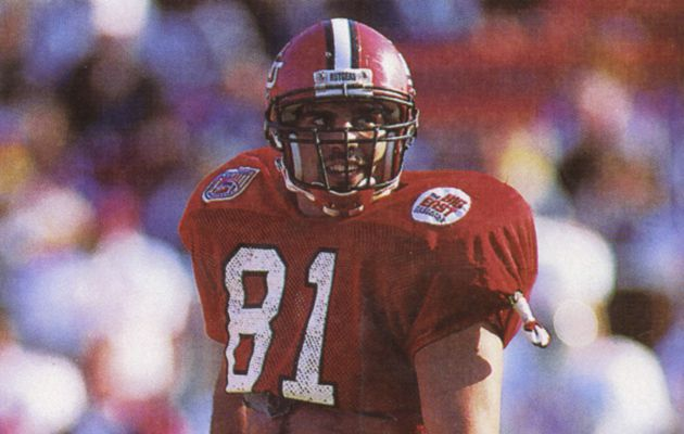 Friday Fives Best Football Players In Rutgers History