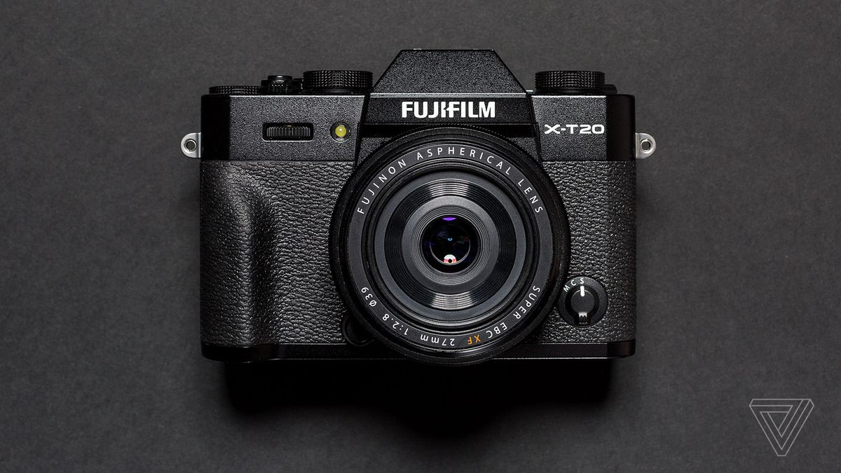 Probably My Favorite Camera These Days >> Fujifilm X T20 Review Love Rekindled The Verge