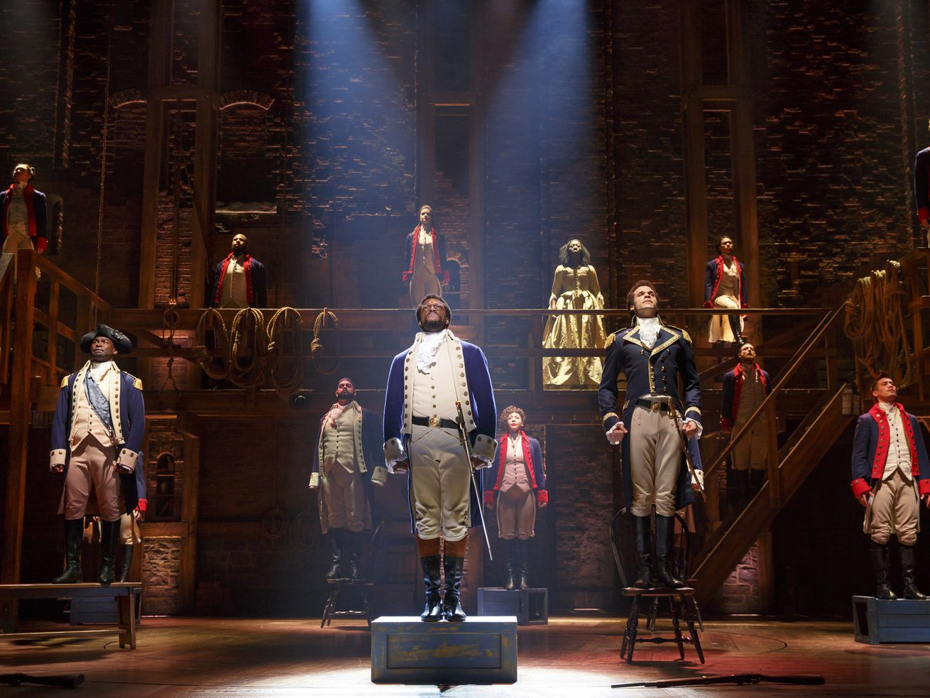 What 'Hamilton' gets right and wrong