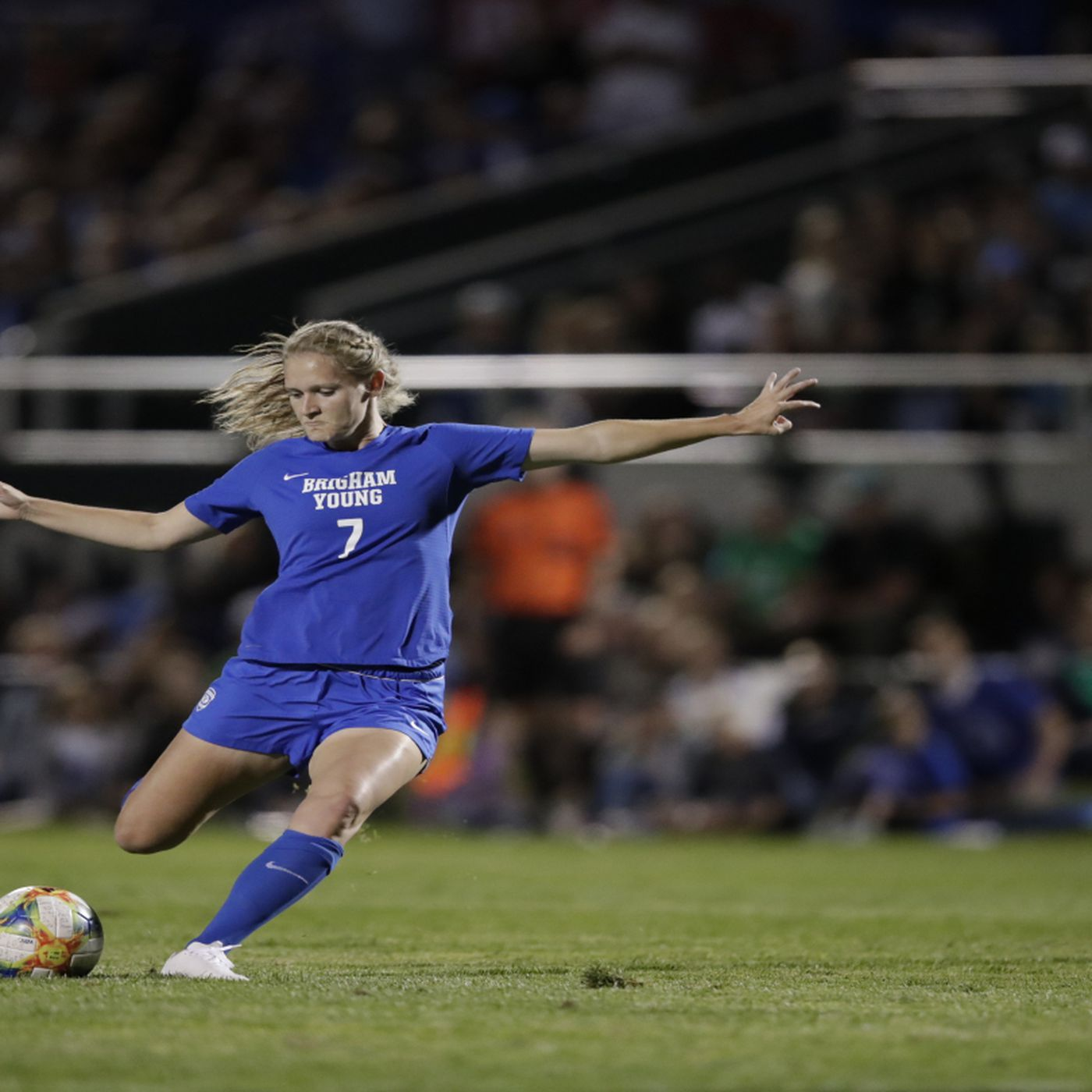 best cheap baacf f5f33 BYU Soccer survives sloppy clash with UVU - Vanquish The Foe
