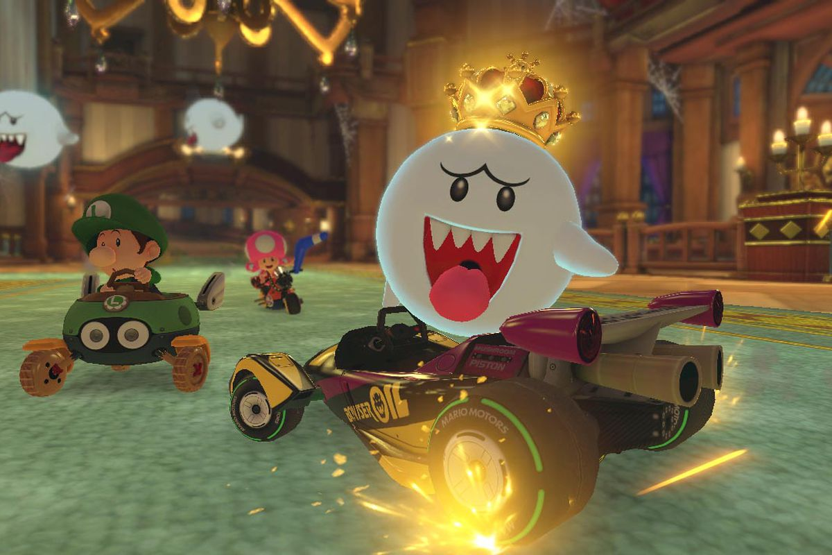 Mario Kart 8 Deluxe Tips Drifting To Win Polygon