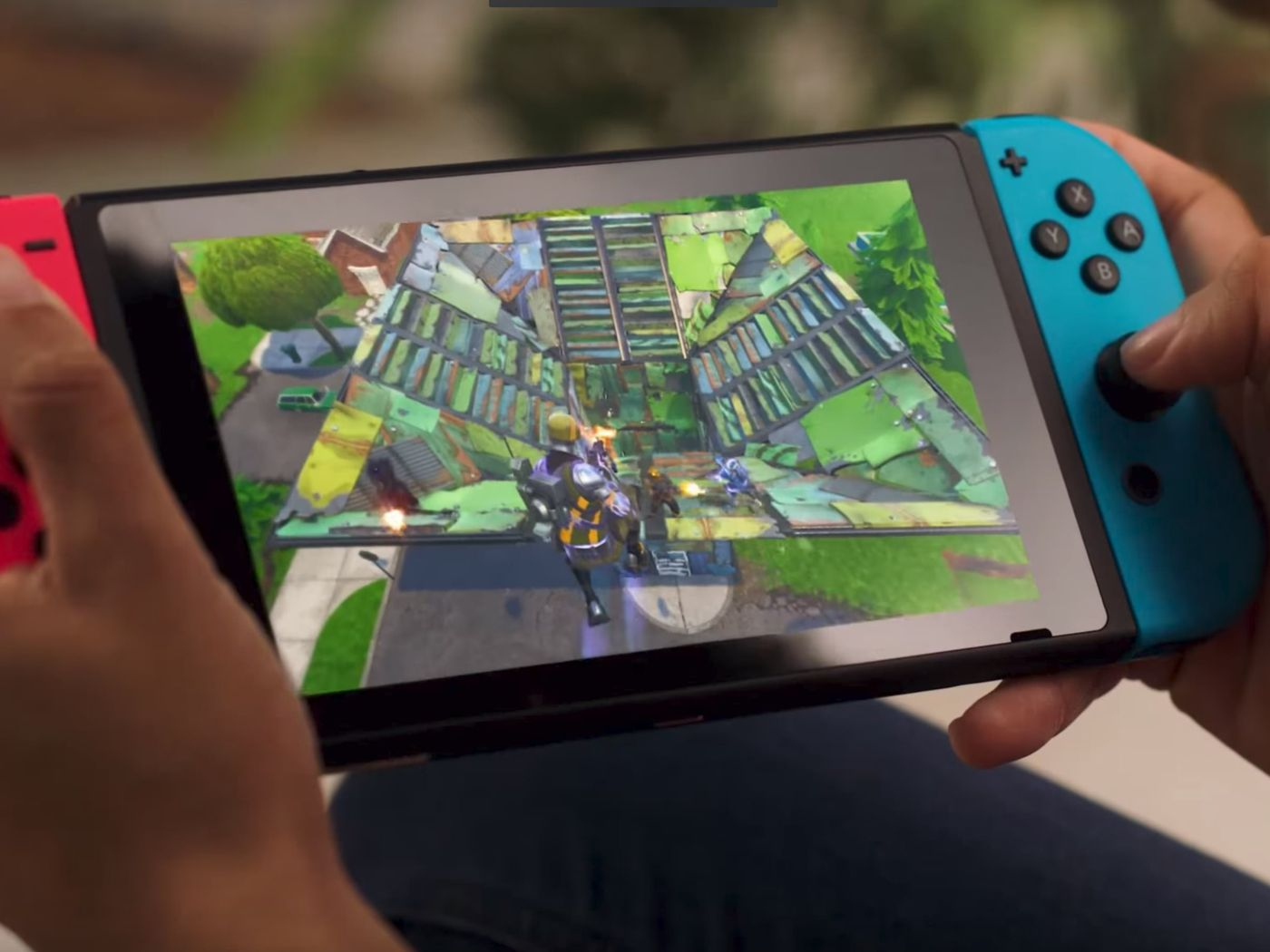 Sony is blocking Fortnite cross-play between PS4 and