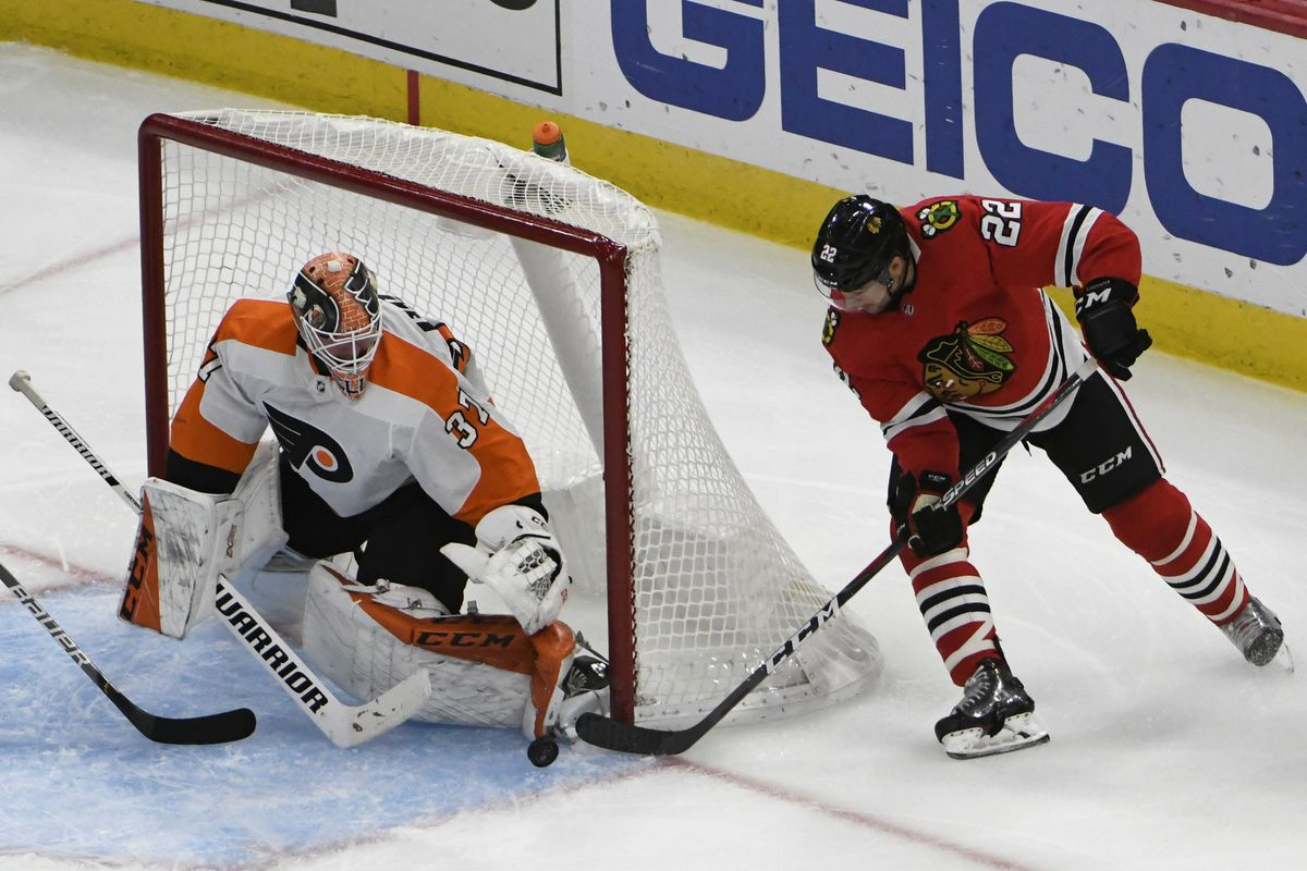 Behind Enemy Lines: Previewing the Blackhawks, Flyers, Panthers, and Red Wings
