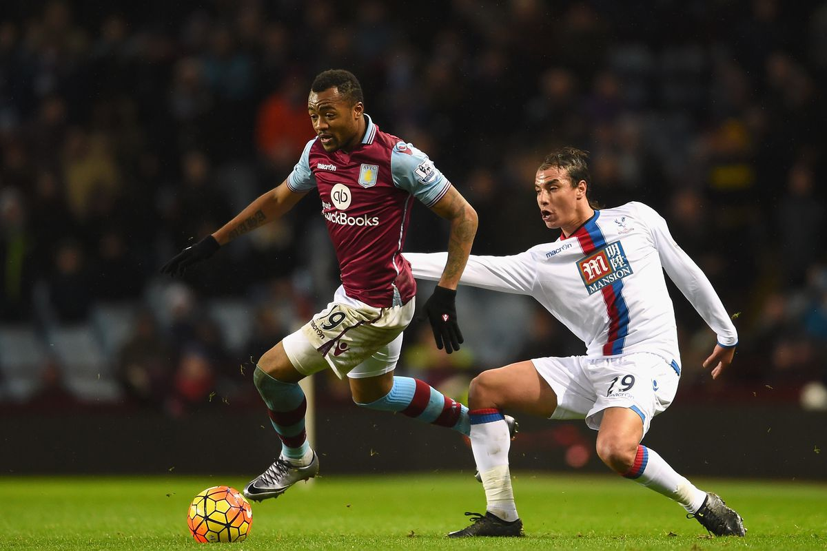 Jordan Ayew knows all about momentum..