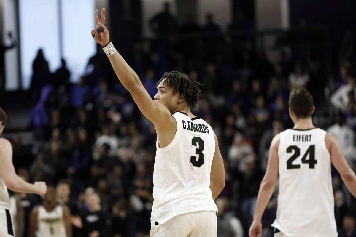 timeless design f07de b104d 2019 NCAA Tournament Odds for Purdue   Carsen Edwards