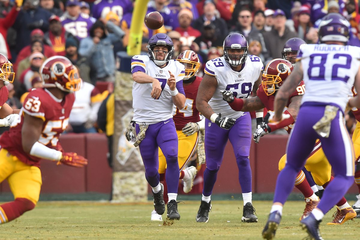 NFL - Minnesota Vikings at Washington Redskins