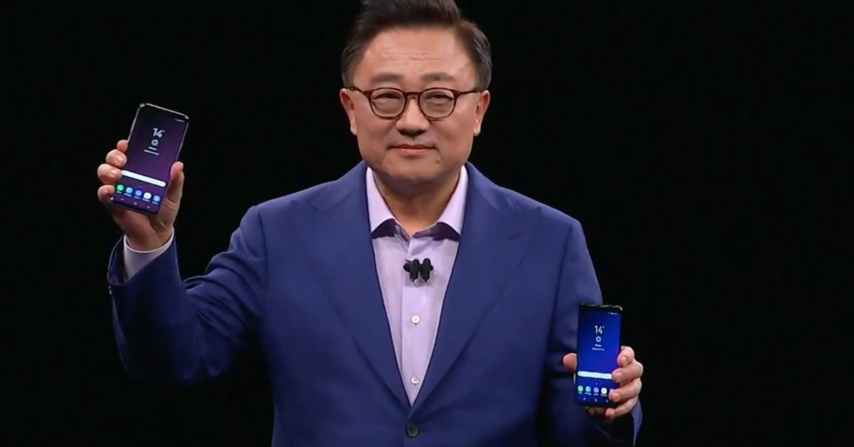Watch Samsung announce the...