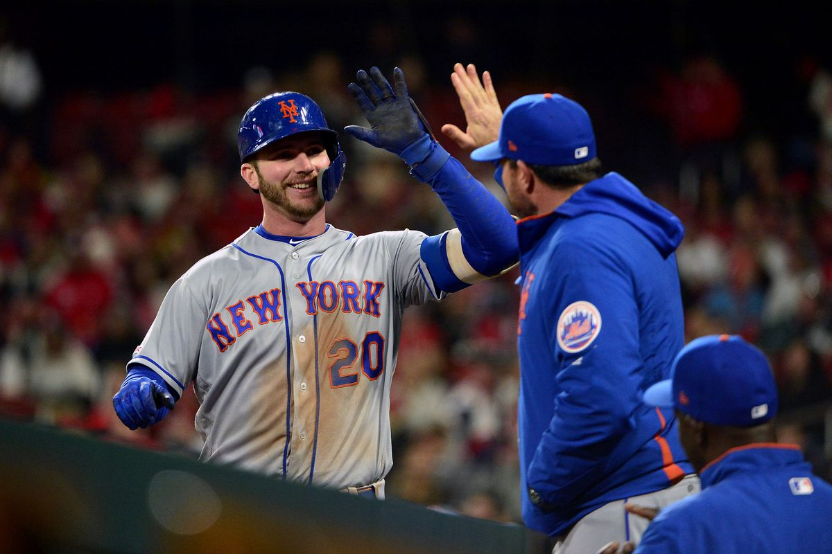 c3b2e9aa Final Score: Mets 5, Cardinals 4—Come on Vargy, let's go party ...