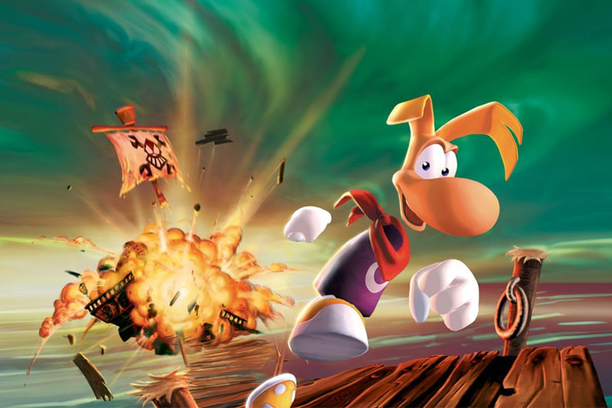 Ubisoft giving away free Rayman: Origins during Rayman 2 speedrun