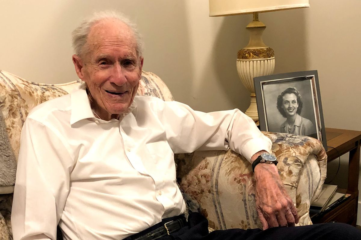 Dr. Lloyd Hicken, pioneering medical doctor in Bountiful, is about to turn 102.