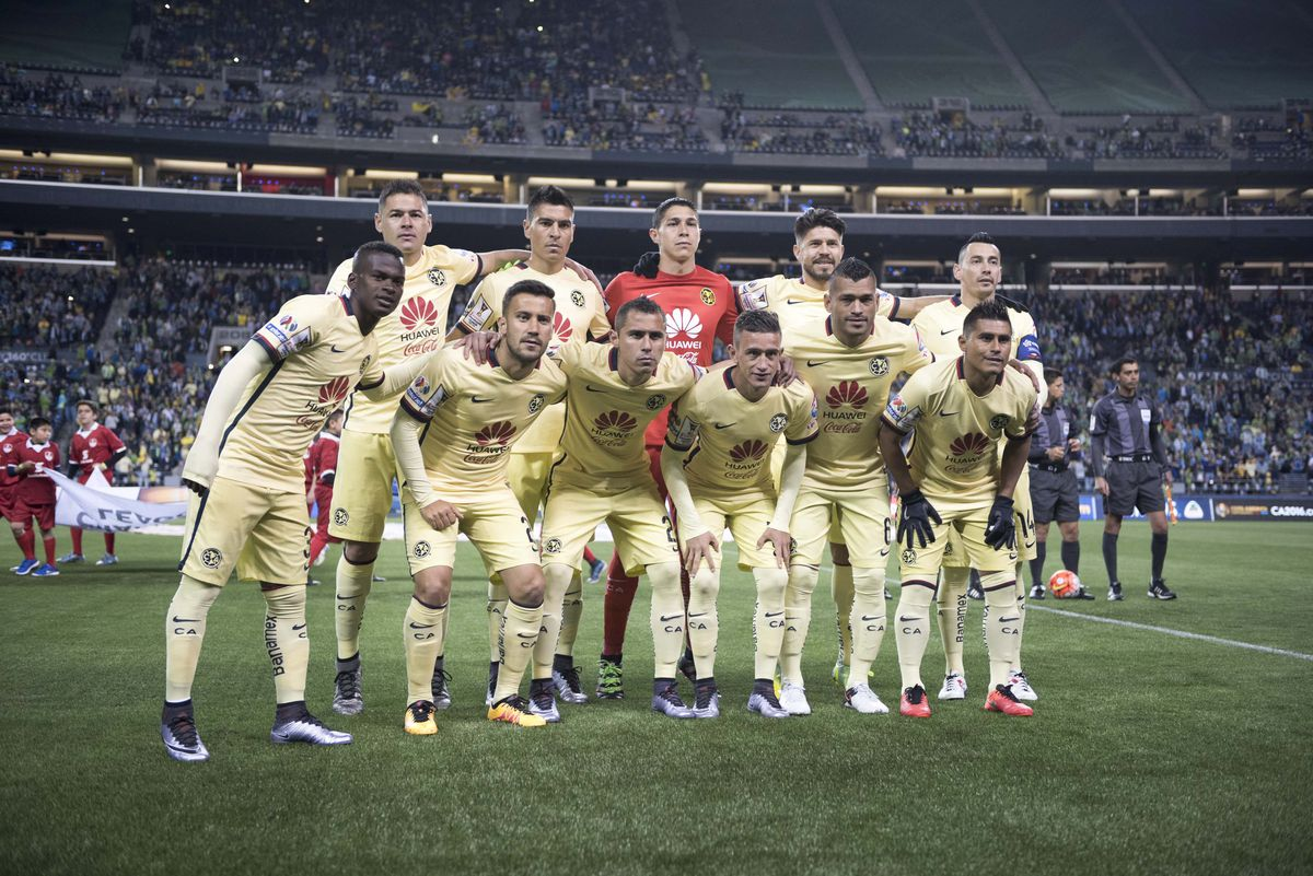 MLS: CONCACAF Champions League-Club America at Seattle Sounders