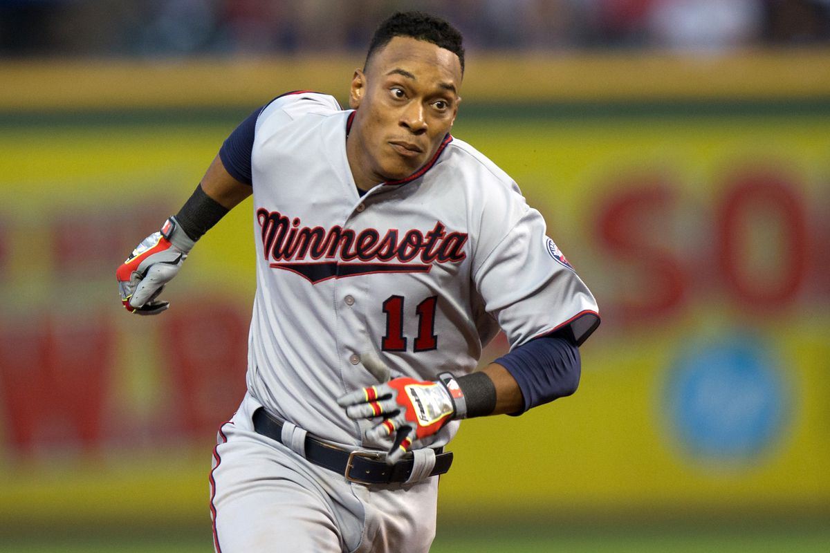 MLB: AUG 01 Twins at Indians