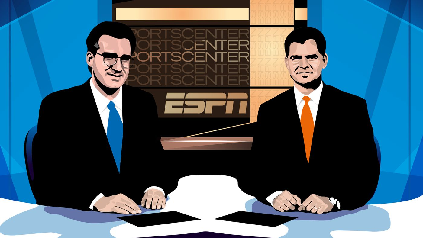 The Big Show Never Ends: How Dan and Keith's 'SportsCenter' Changed TV Forever