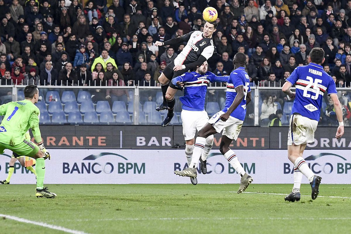 Five of the best at Sampdoria - Juventus.com