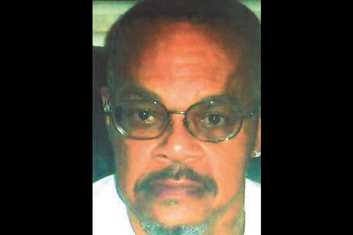 Herbert Alford was reported missing