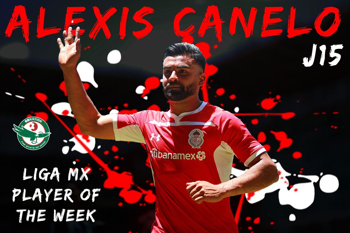 e2a8cae22 Liga MX Player of the Week  Alexis Canelo - FMF State Of Mind