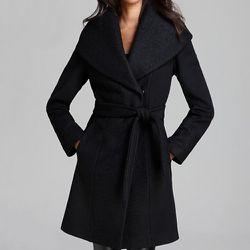 "<b>Calvin Klein Coat</b> Lux Boiled Wool Wrap, <a href=""http://www1.bloomingdales.com/shop/product/calvin-klein-coat-lux-boiled-wool-wrap?ID=783285&CategoryID=1001520#fn=COATS_JACKETS_TYPE_M%3DWool & Cashmere%26spp%3D3%26ppp%3D96%26sp%3D1%26rid%3D107%26sp"