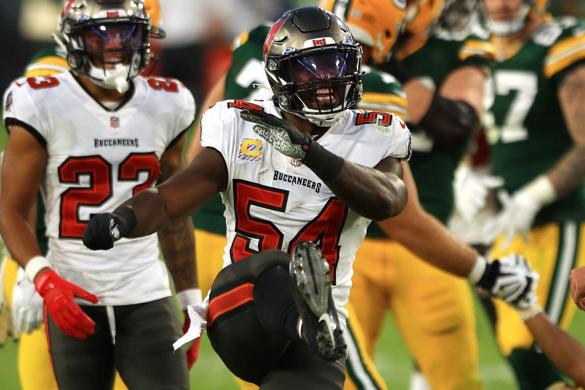 Notes And Stats From The Bucs 38 10 Win Over The Packers Bucs Nation