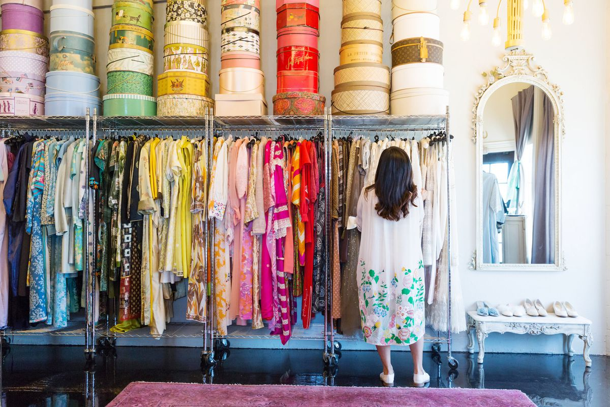 Palm Springs The Perfect Vintage Shopping Day Trip From La Racked