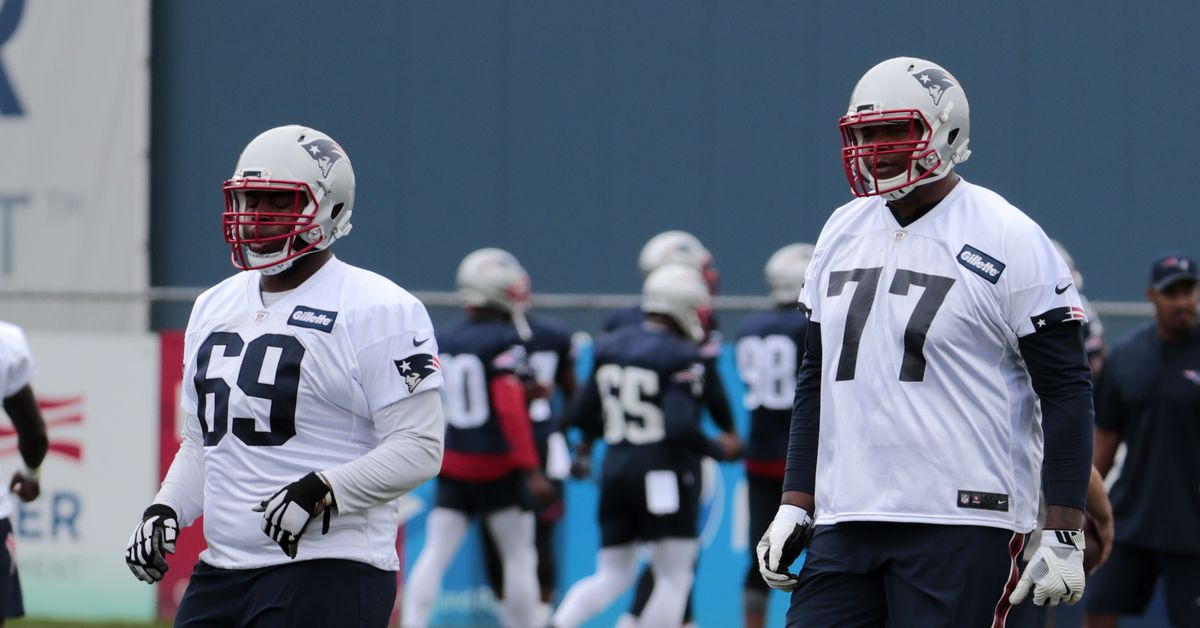 Patriots vs. Texans Thursday injury report: Four starting O-linemen remain missing for New England