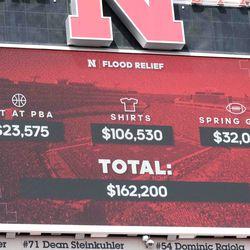 Donations for flood relief for Nebraska