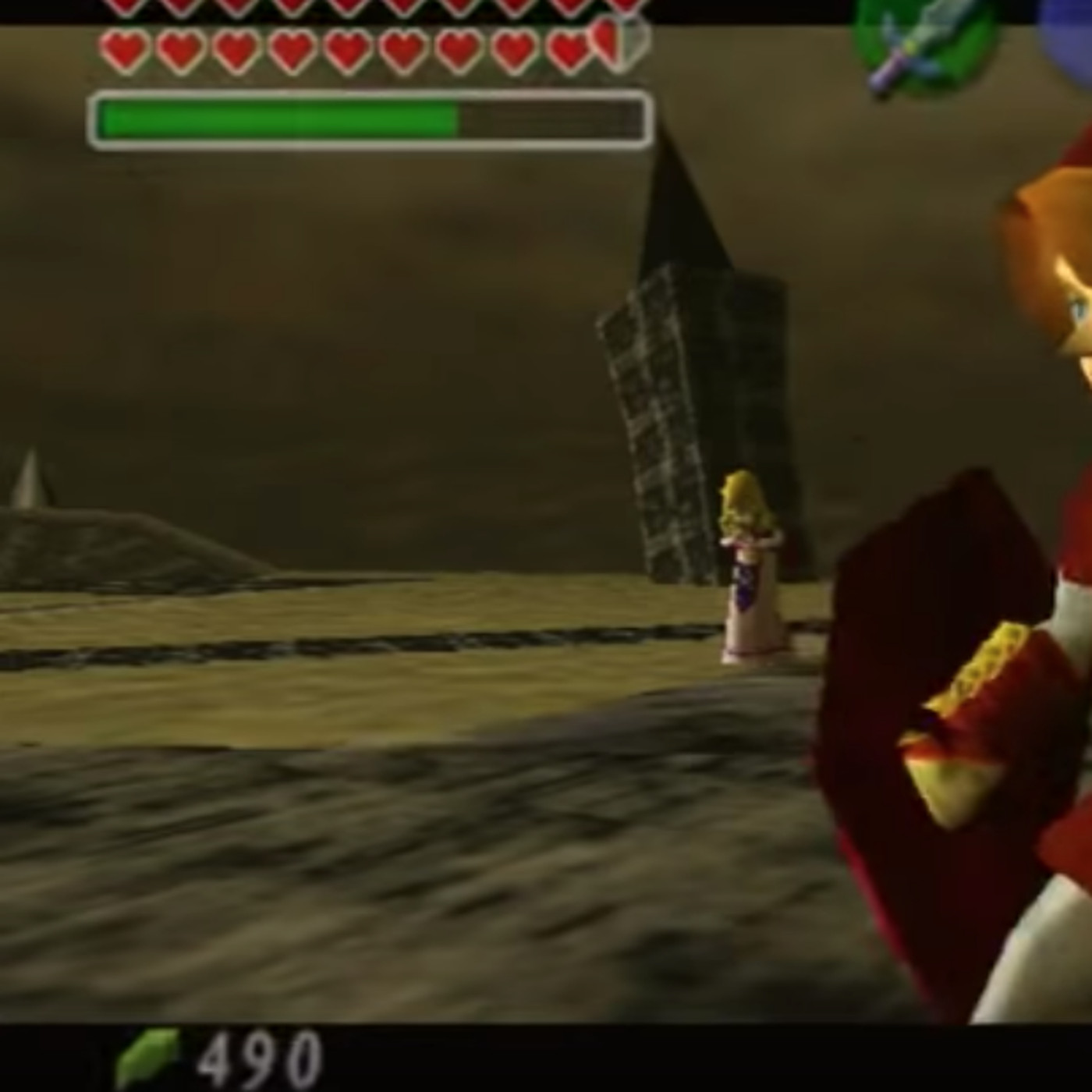Ocarina of Time speedrunner breaks four-hour barrier for a