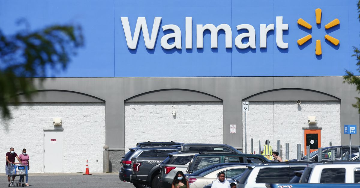 Walmart drops $35 order minimum for its two-hour delivery service