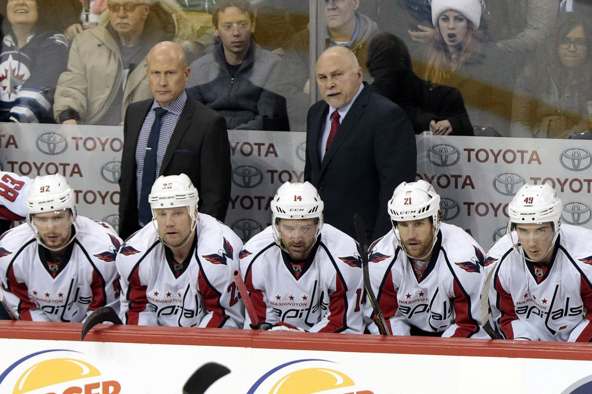 Do not look so glum, Capitals, you're still in first place!