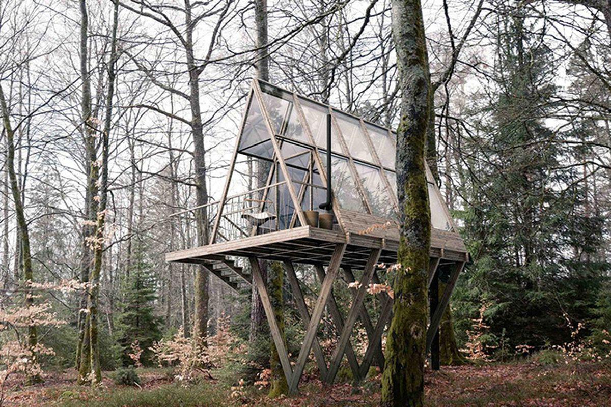 eco-retreat in Sweden