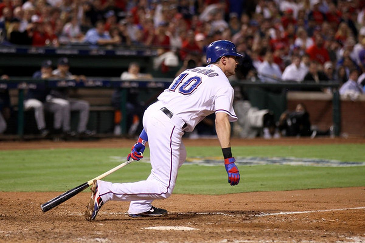 Congratulations on #2,000, Michael Young