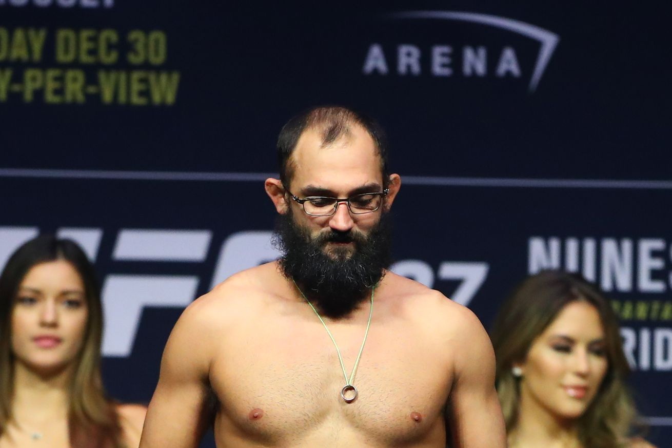 Johny Hendricks misses weight (again) during UFC Fight Night 112 weigh ins