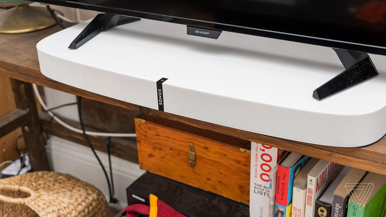 Sonos Playbase Review An Expensive Tv Speaker That S Also