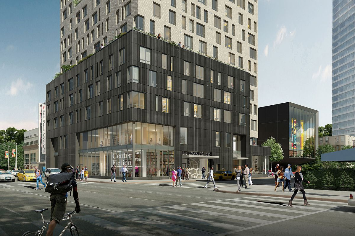 In Fort Greene Affordable Micro Units Up For Grabs From