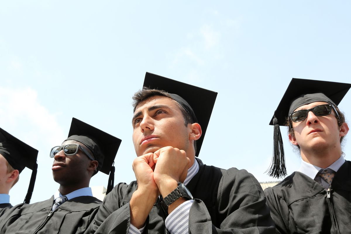 the benefits of high school and college educational attainment Among the employed, the median college educated worker earns 84 percent more than the median worker with only a high school education even those with just some college and no degree or an.