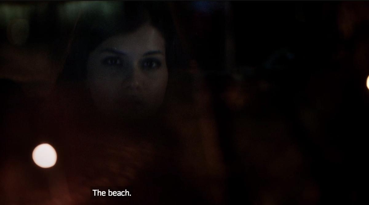 Sofia Black-D'Elia in The Night Of