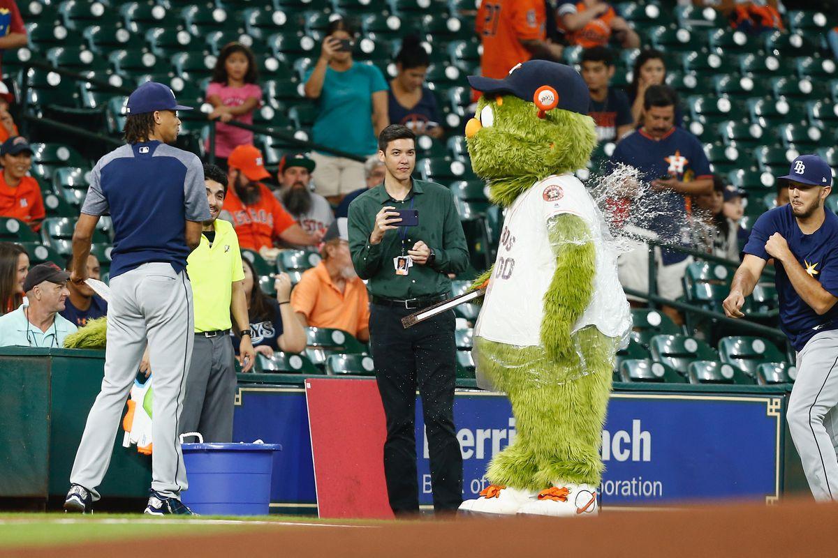 Tampa Bay Rays v Houston Astros