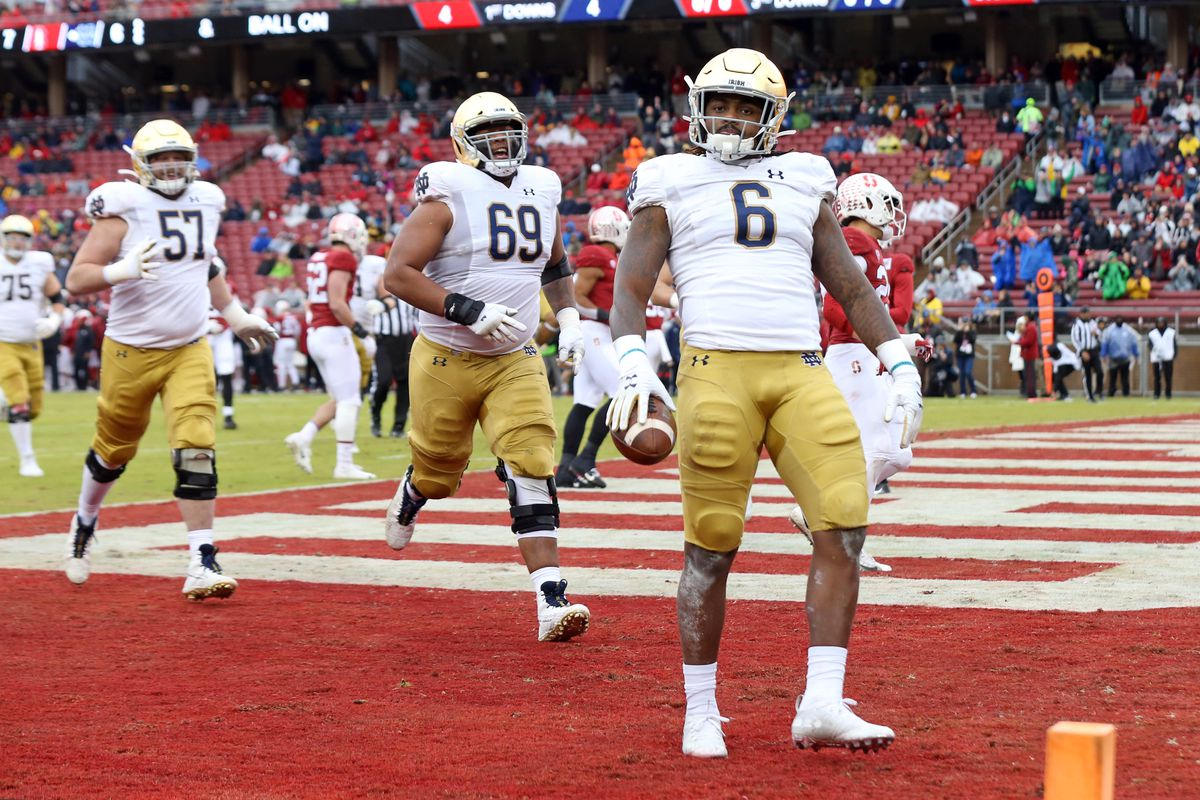 Three Things After Notre Dame's Win on The Farm VS Stanford Cardinal