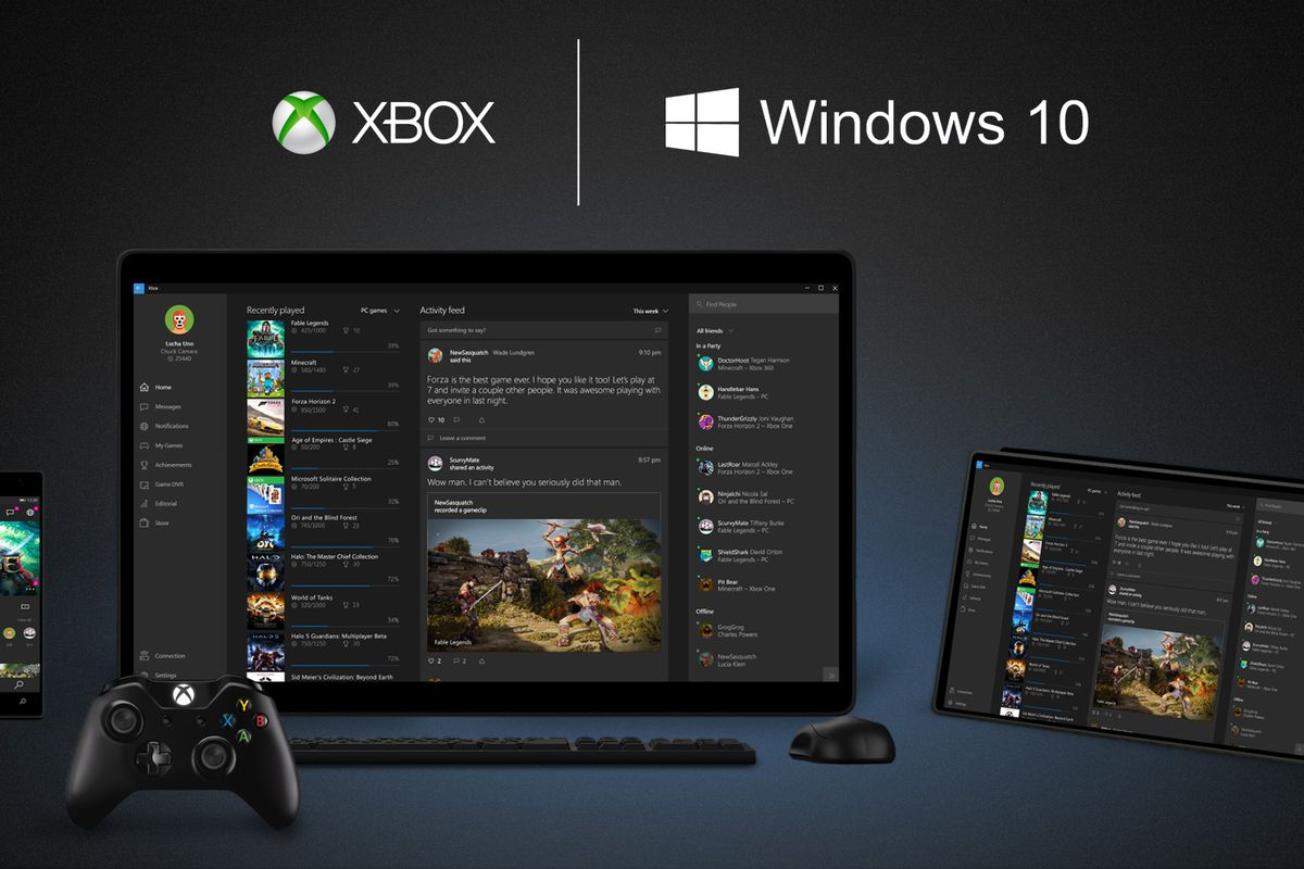 Microsoft: PC gaming is very important to Windows 10 and the company's success - Polygon