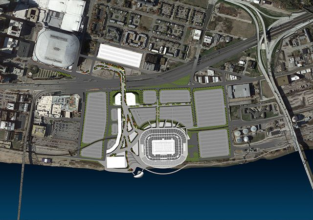 new rams stadium