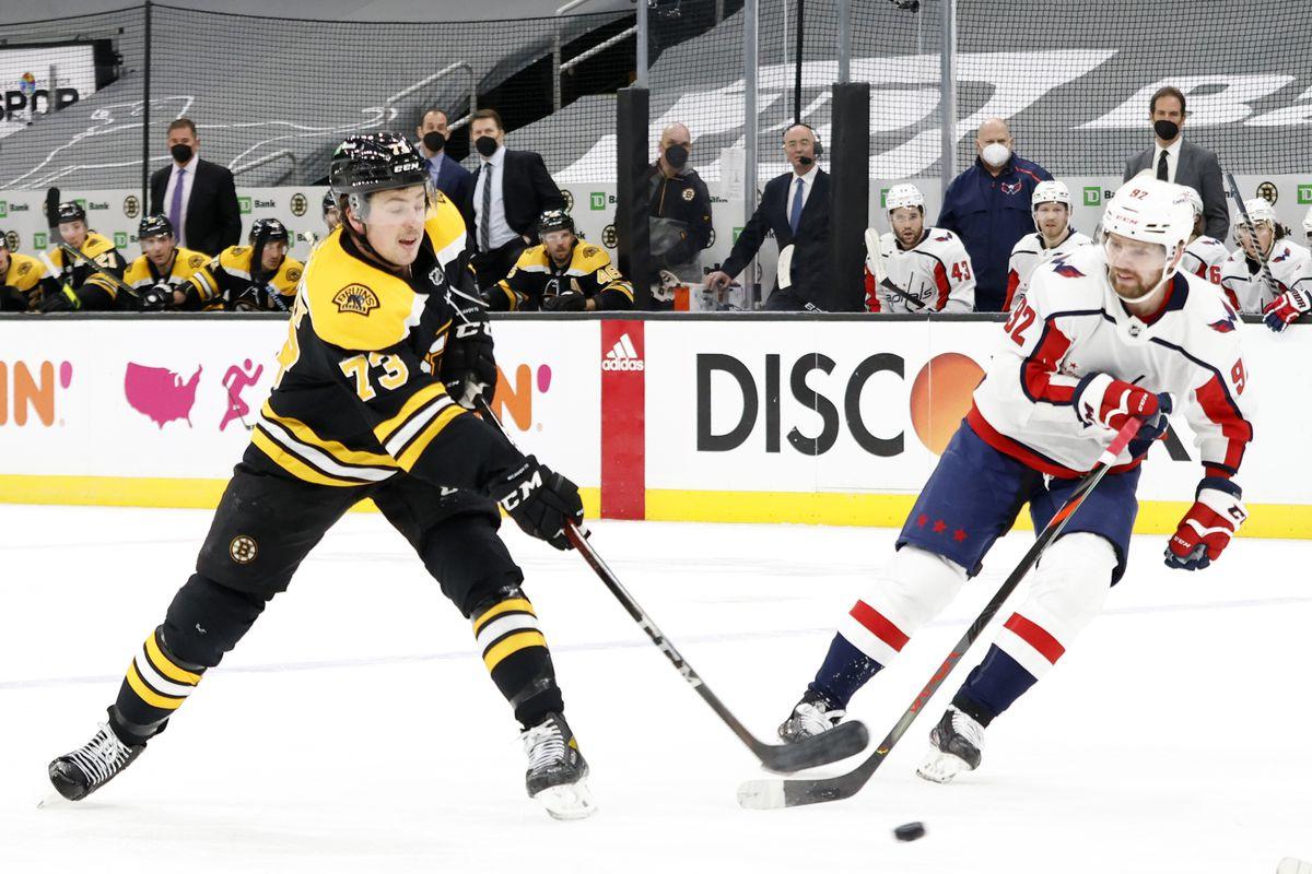 NHL: MAR 03 Capitals at Bruins
