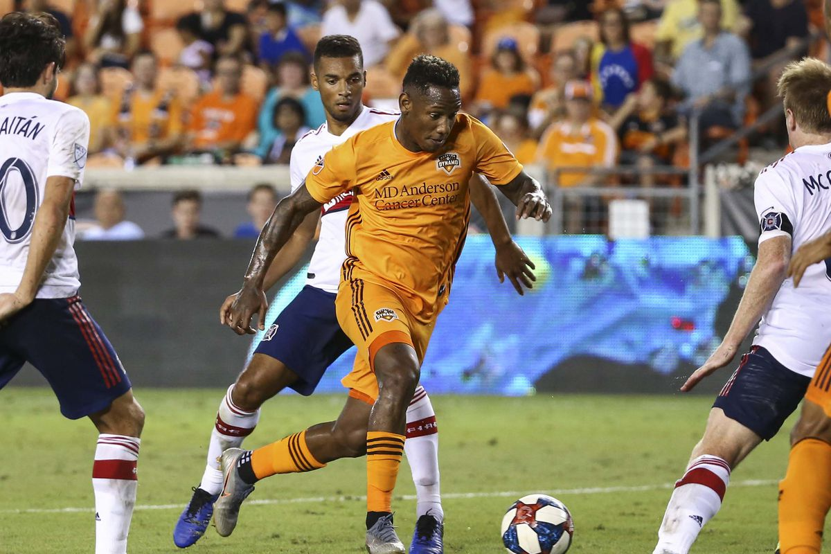 Romeo Quioto finally traded, Dynamo get Victor Cabrera in return from Montreal Impact