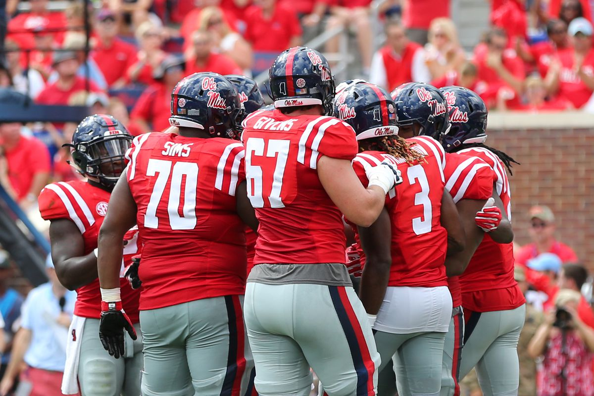 Wofford vs. Ole Miss-Getty Images