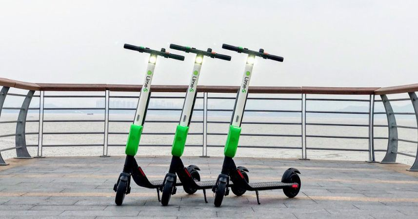 Scooter Rental San Francisco >> Lime scooters will now be available on Uber's app - Curbed