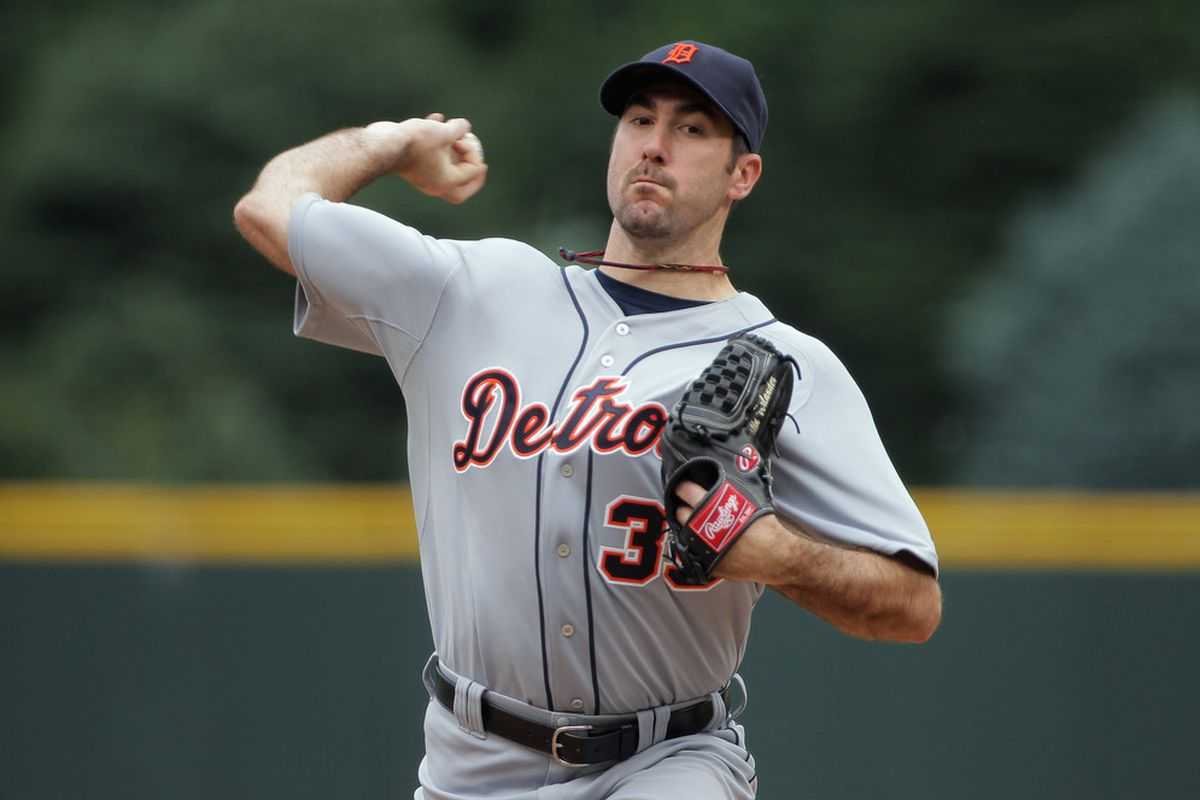 Another start, another win for Justin Verlander