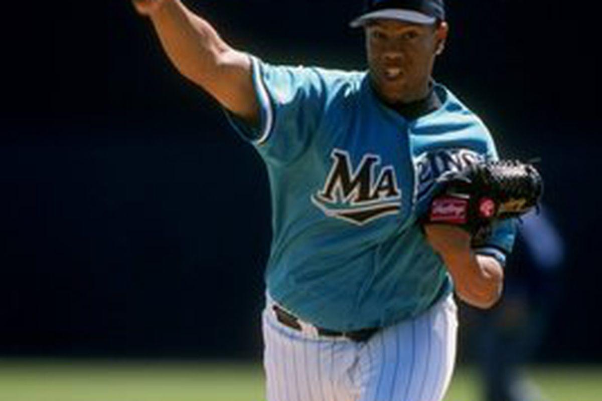 Livan Hernandez, Florida Marlins, 1997