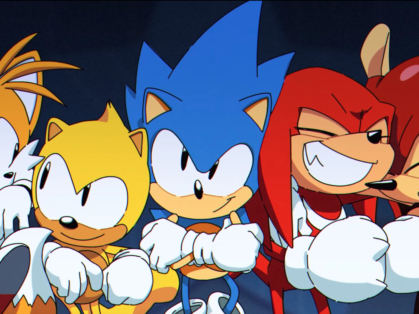 Watch Sonic Mania Plus' beautiful new trailer - Polygon