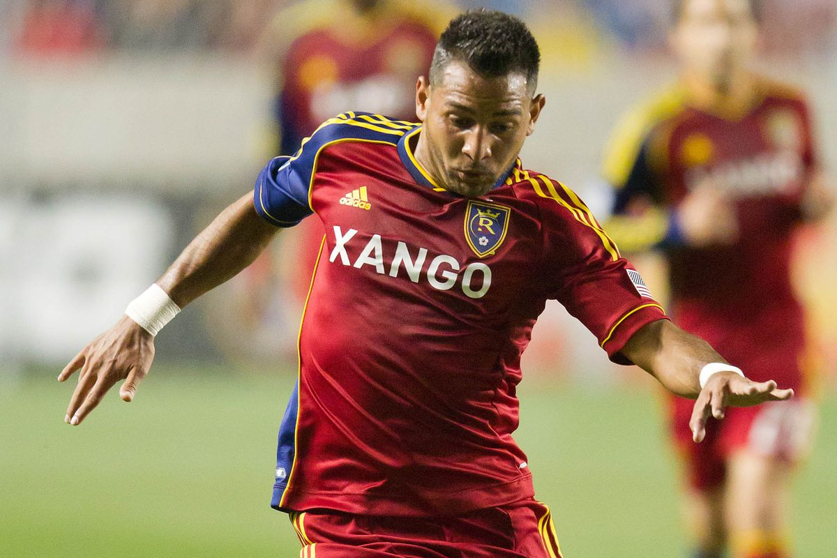 Paulo Jr. could well be an essential piece of the puzzle with Alvaro Saborio out and Fabian Espindola in doubt.