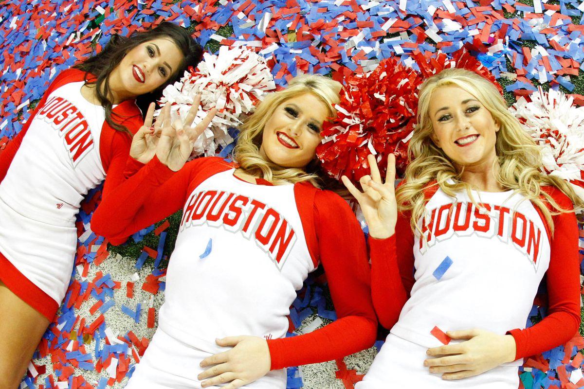 NCAA Football: Chick-fil-A Peach Bowl-Houston vs Florida State