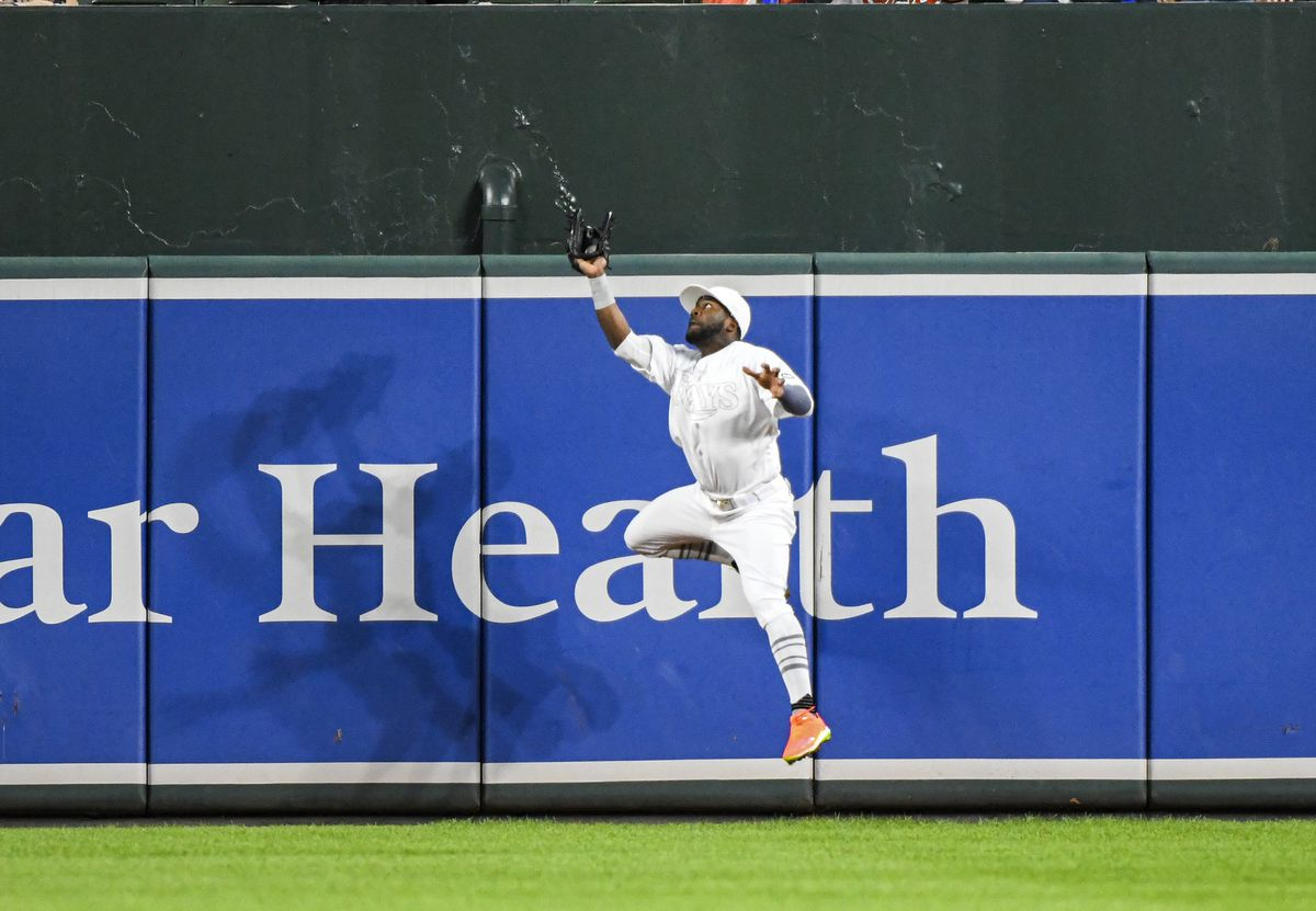 MLB: AUG 23 Rays at Orioles
